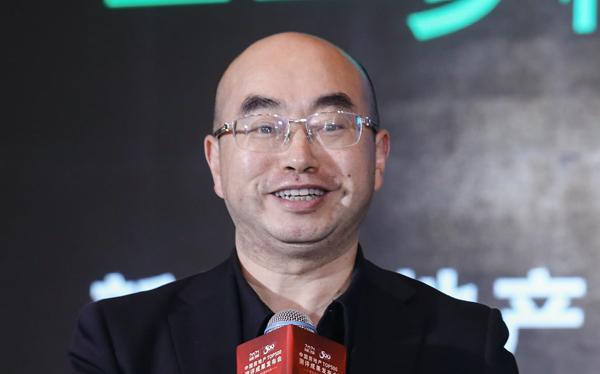 新希望地產執行總裁姜孟軍