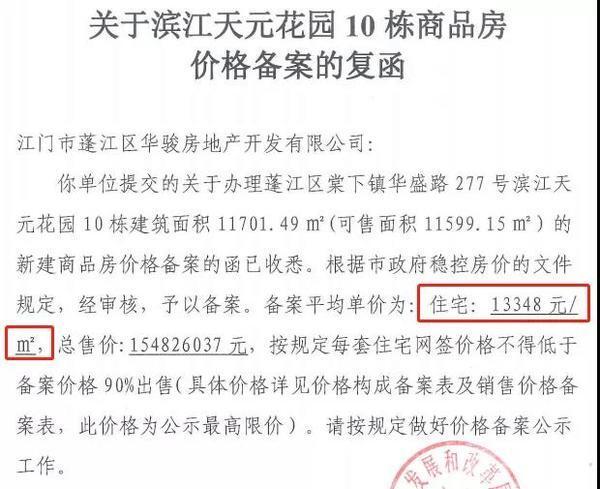 拿证速递 | 均价高达2.08万/㎡!江门6盘拿证,新增938套货!