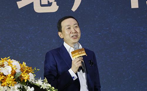 旭辉控股CEO 林峰