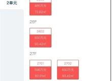 龙华壹成中心今日选房,82-94平3房户型最受欢迎