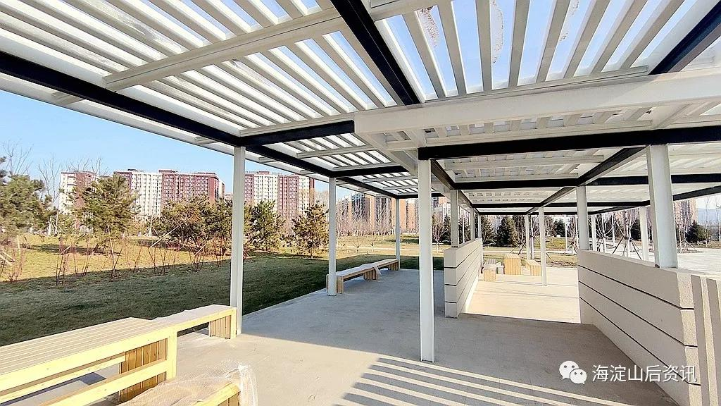 足球场、篮球场丨海淀山后这个新建公园安排上了!-本地新闻-北京乐居网