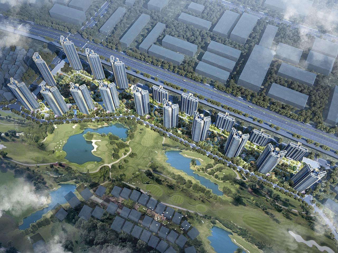 中海同安新项目案名定了