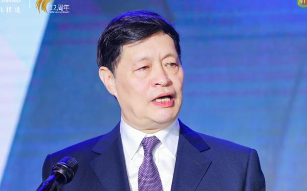 中国房地产业协会副会长兼秘书长 陈宜明