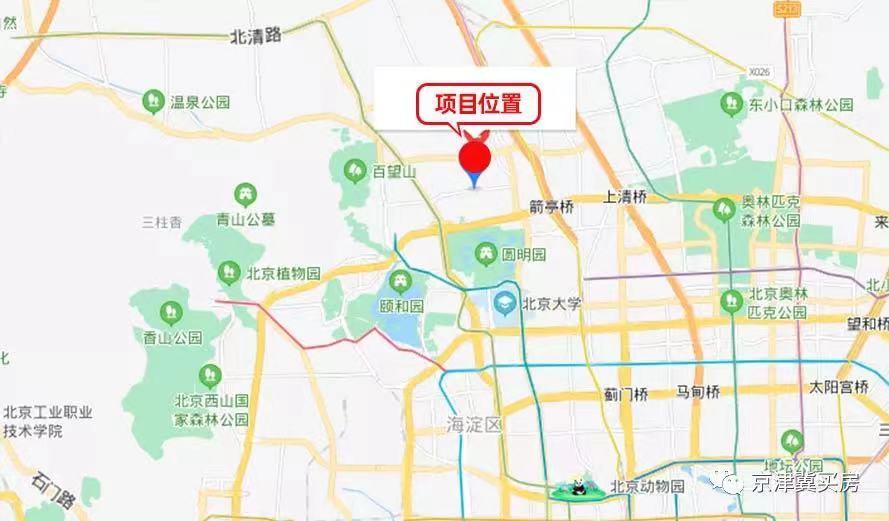 树村地块位置图