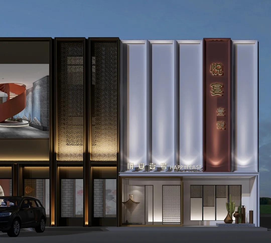 柏高建筑空间设计新作