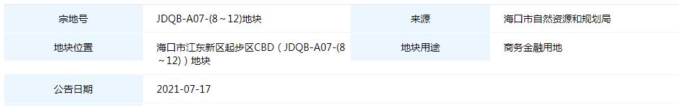 (JDQB-A07-(8~12))地块