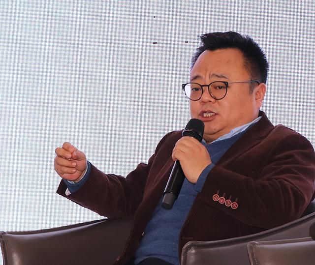 喜来屋整装董事长袁涛先生