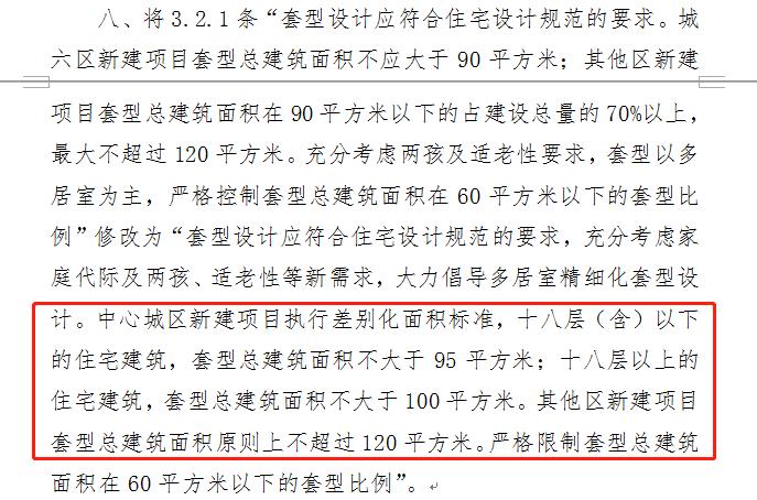 北京共产房细则将调整
