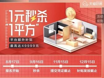 """广州916置业热潮来袭!南沙五大热盘上线""""一元秒一平"""""""