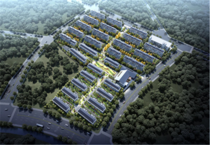 汤泉龙湖G55地块规划方案