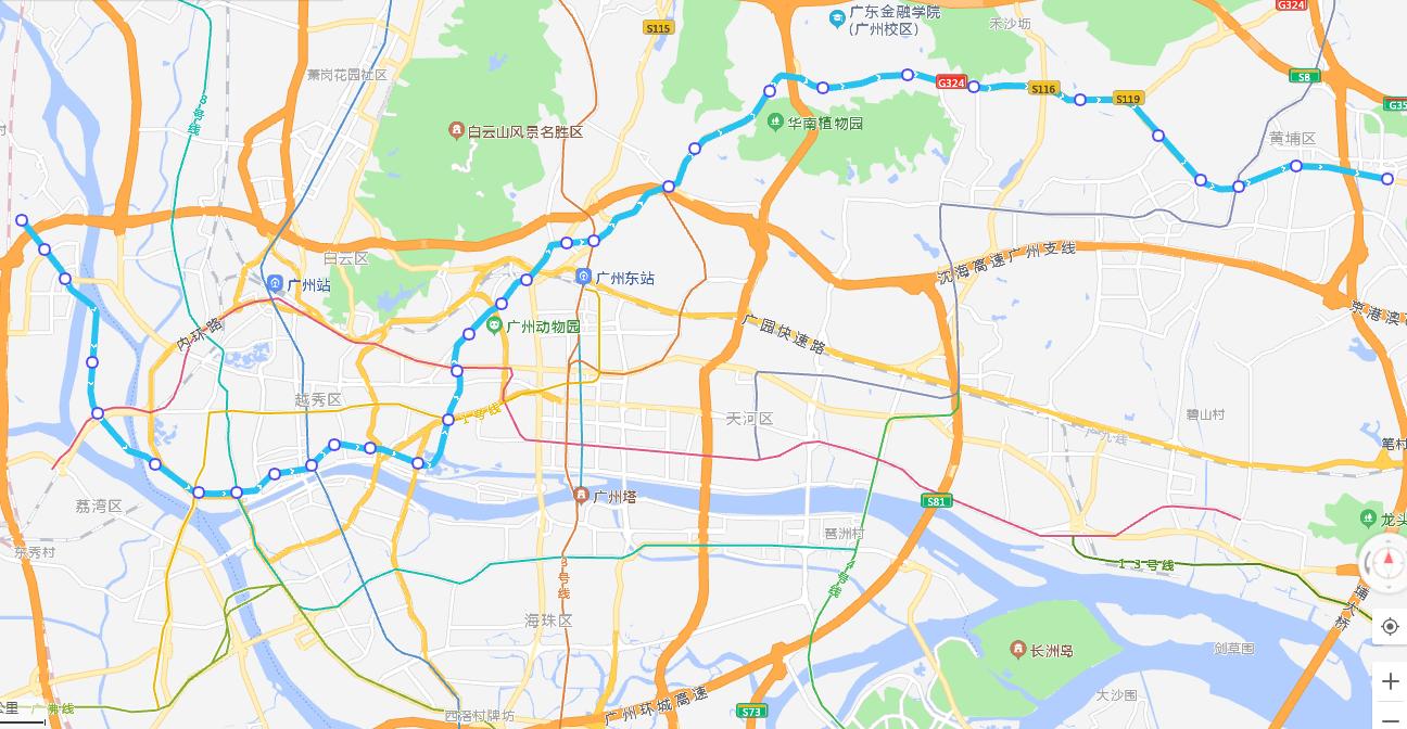 6号线增购列车!数量创广州地铁之最!地铁置业更香了