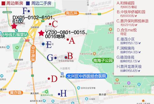 230+房企,北京29宅地将拍