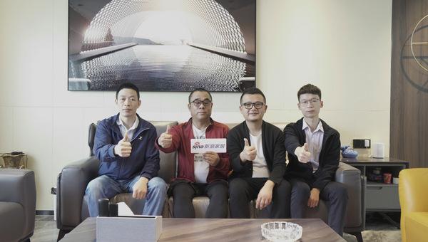 项目经理李晓明/业主李总/设计师王思文/项目主管冯三峰