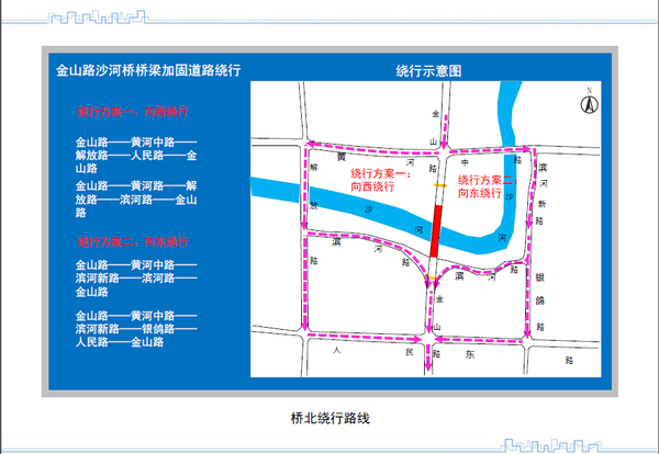 漯河:封桥公告!