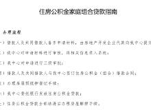 """长春省直住房公积金推出""""组合贷"""""""