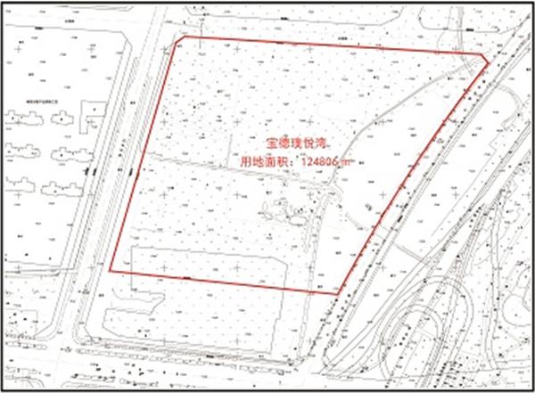 北城新区两个住宅项目公示