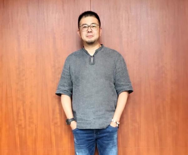 歐琳實業公司總經理韓進