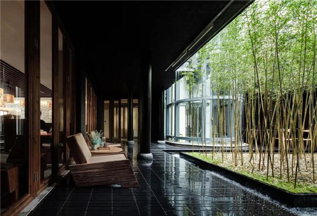 圣火设计|黄山愿景酒店:青山