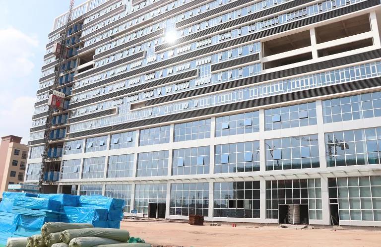 河源高新区推动项目建设!