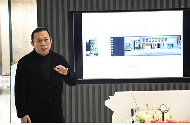 北京米兰国际设计总监王传刚先生