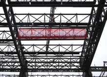 北京丰台站一期南区主体结构封顶,年底将具备运营条件