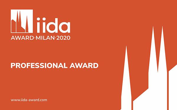 郑韵获得2020 ITALY IIDA AWARD意大利国际设计大奖会所空间金奖