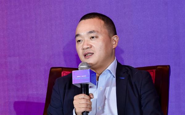旭辉集团华西区域事业部总经理 林祝波