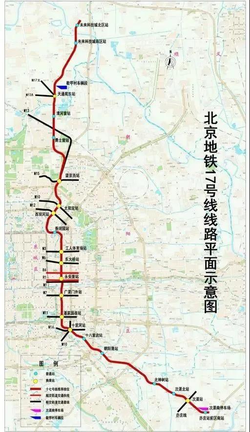 这条铁路开通后利好多区