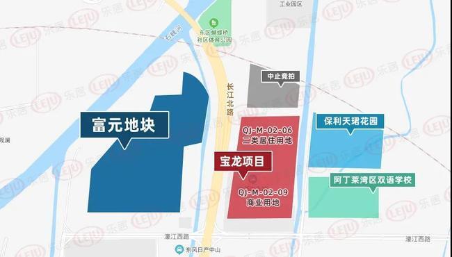 宝龙27.5亿竞得东区250综合体