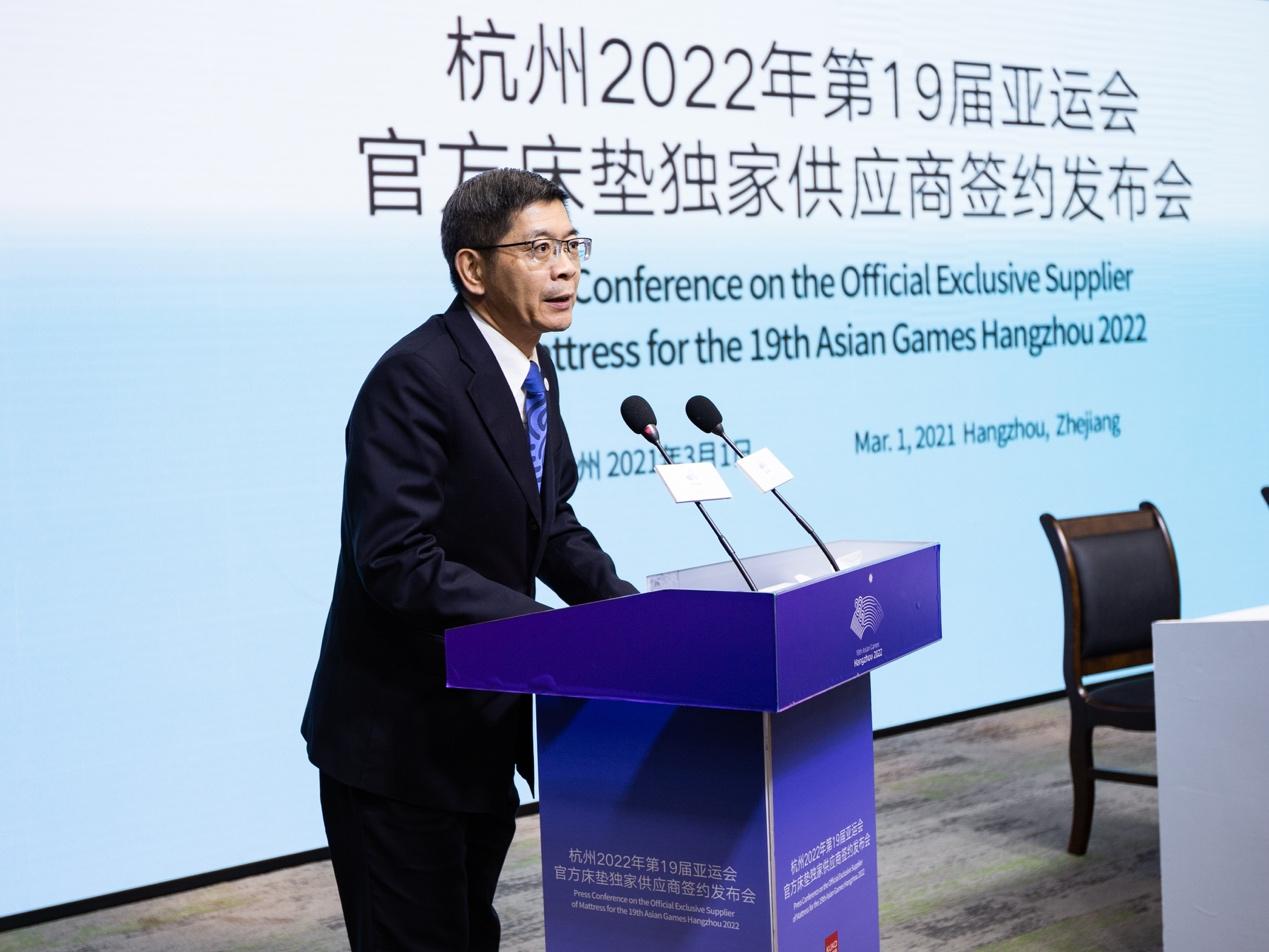 杭州亚运会各项准备事情慢慢进入加快攻坚、冲锋冲刺的要害阶段