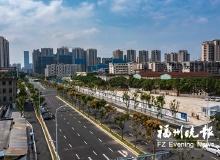 """后浦路南段与福马路""""牵手"""" 沿线居民乘坐地铁更方便"""