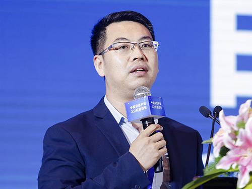 金地智慧服务集团党委书记、副总裁 姚平