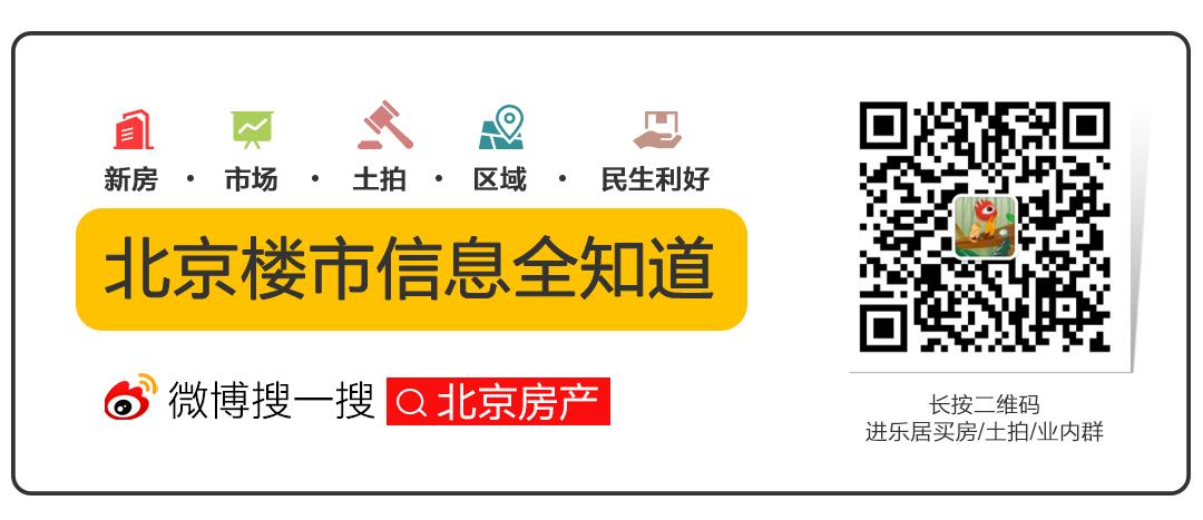 北京这15个纯新盘要入市