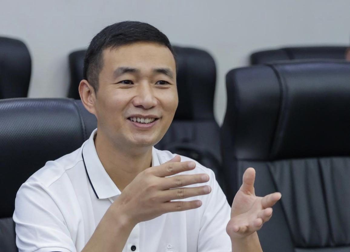 红星美凯龙家居集团IMP总裁陈运现场发言