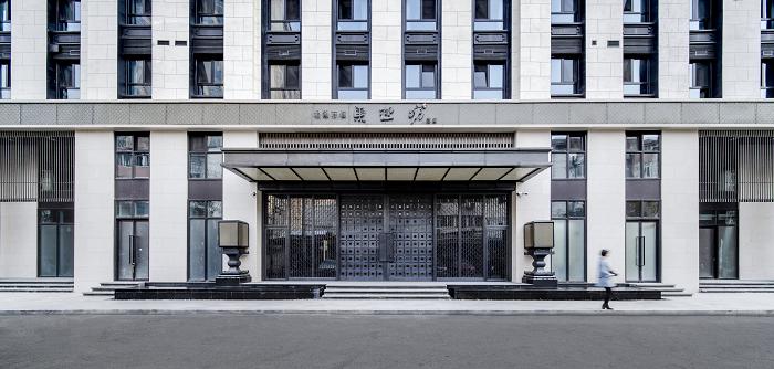 两届荣膺CHA中国酒店