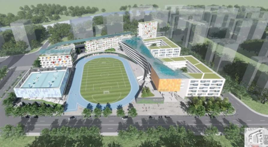 勘察设计方敲定!桂城二中迎来新进展!已确定九年一贯制学校