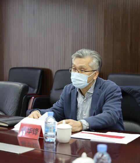 西城区委常委、区政府常务副区长喻华锋
