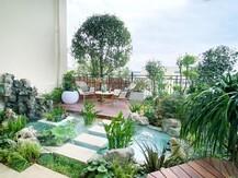 第四代住房未来社区花园庭院